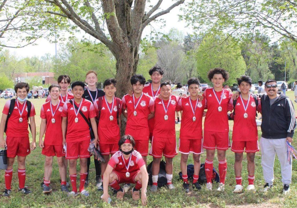 SASL United Tournament Win